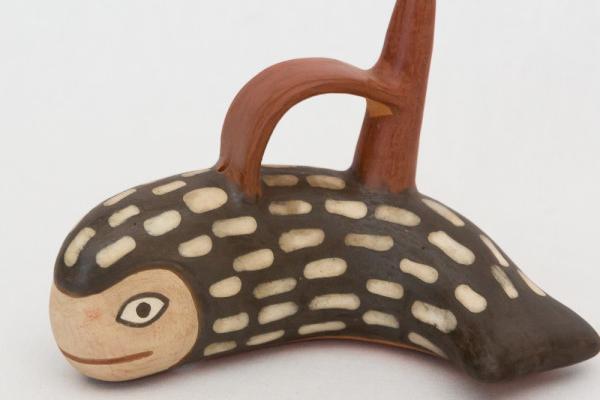 clay whale