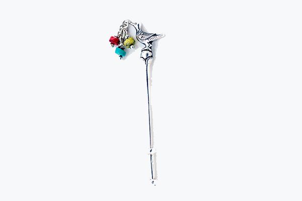 bird pin