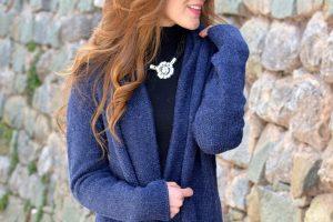 handmade alpaca jacket