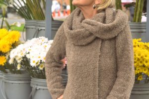 fair trade alpaca coat